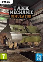 Tank Mechanic Simulator PC Full Español
