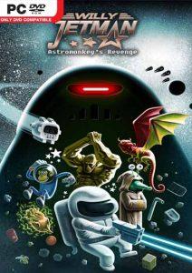 Willy Jetman: Astromonkey's Revenge PC Full Español