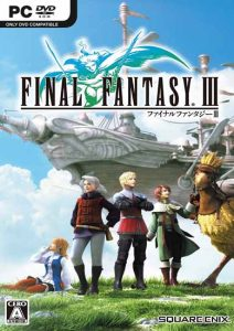 Final Fantasy III PC Full Español