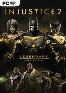 Injustice 2 Legendary Edition PC Full Español