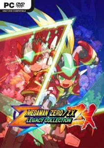Mega Man Zero/ZX Legacy Collection PC Full Español