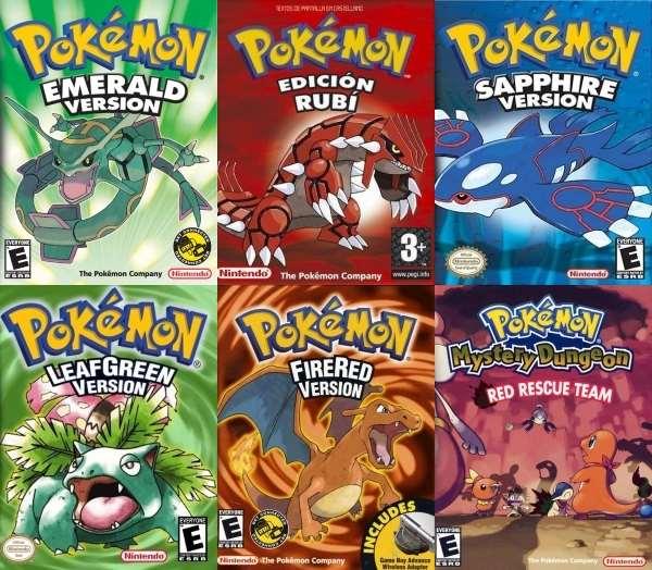 Pokemon Colección Pc Full Español Mega Blizzboygames