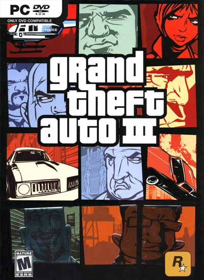 Gta 3 Grand Theft Auto 3 Pc Full Español Blizzboygames