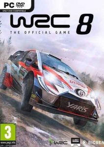 WRC 8 FIA World Rally Championship PC Full Español