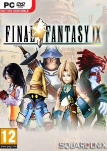 Final Fantasy IX PC Full Español