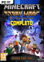 Minecraft: Story Mode Episodio 1 – 8 PC Full Español