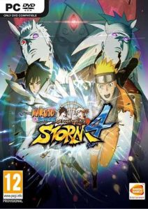 Naruto Shippuden: Ultimate Ninja Storm 4 PC Full Español