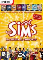 Los Sims La Familia Al Completo PC Full Español