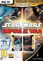 Star Wars: Empire At War Gold Pack PC Full Español