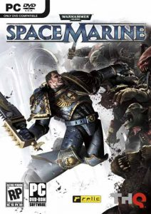 Warhammer 40000: Space Marine PC Full Español