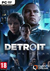 Detroit Become Human PC Full Español
