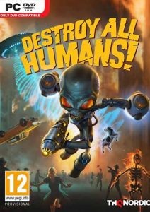 Destroy All Humans! PC Full Español