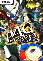 Persona 4 Golden Deluxe Edition PC Full