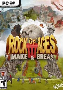 Rock of Ages 3: Make & Break PC Full Español