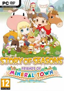STORY OF SEASONS: Friends of Mineral Town PC Full Español