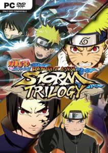 Naruto Shippuden: Ultimate Ninja Storm Trilogy PC Full Español