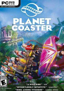 Planet Coaster Thrillseeker Edition PC Full Español