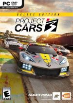 Project CARS 3 Deluxe Edition PC Full Español
