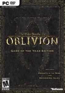The Elder Scrolls IV: Oblivion Game of the Year Edition PC Full Español