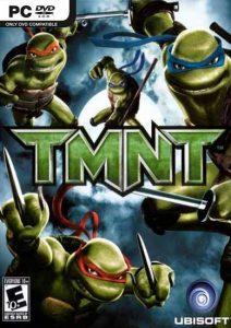 TMNT: Teenage Mutant Ninja Turtles 2007 PC Full Español