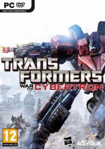 Transformers 3: War For Cybertron PC Full Español