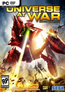 Universe At War: Earth Assault PC Full Español