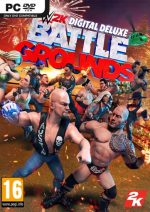 WWE 2K Battlegrounds PC Full Español