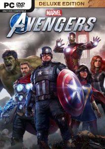 Marvel's Avengers Deluxe Edition PC Full Español
