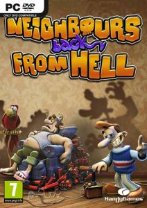 Neighbours Back From Hell HD Remaster PC Full Español