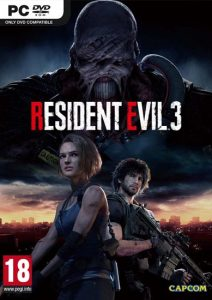 Resident Evil 3 2020 Deluxe Edition PC Full Español