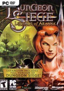Dungeon Siege PC Full Español