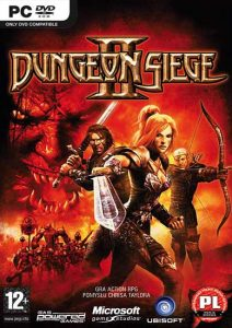 Dungeon Siege II PC Full Español