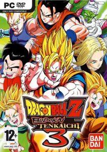 Dragon Ball Z Budokai Tenkaichi 3 PC Full Español Latino