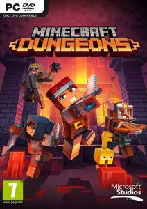 Minecraft Dungeons PC Full Español