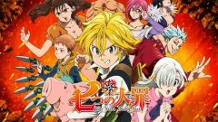 Nanatsu No Taizai Serie Completa Latino Mega