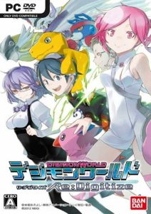 Digimon World Re:Digitize PC Full Mega