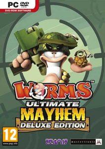 Worms: Ultimate Mayhem Deluxe Edition PC Full Español