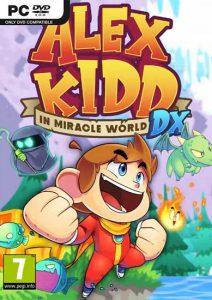 Alex Kidd In Miracle World DX PC Full Español