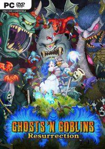 Ghosts 'n Goblins Resurrection PC Full Español