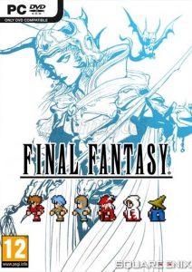 Final Fantasy I + II + III Pixel Remaster PC Full Español