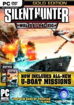 Silent Hunter 4 Wolves of the Pacific Gold Edition PC Full Español