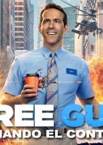 Free Guy: Tomando el Control (2021) Pelicula 1080p y 720p Latino