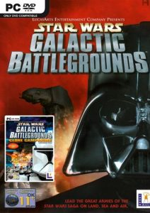 Star Wars: Galactic Battlegrounds Saga PC Full Español